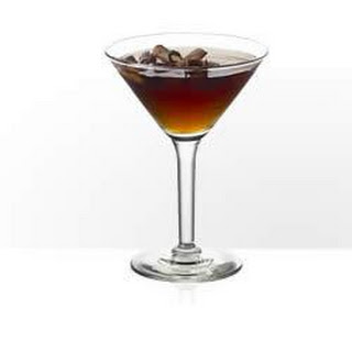 German Chocolate Martini.
