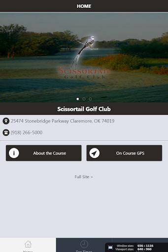 Scissor Tail Golf Club