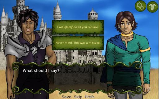 Serafina's Saga (Visual Novel)  {cheat hack gameplay apk mod resources generator} 5