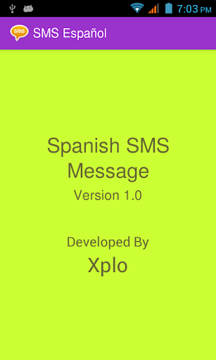 Spanish SMS Message and Quotes