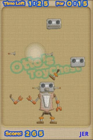 Otto's Toy Chest - Free - screenshot
