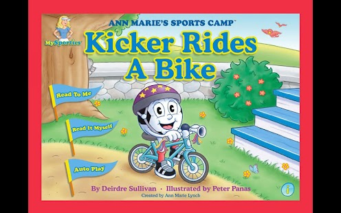 Kicker Rides a Bike - screenshot thumbnail