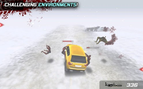 Zombie Highway- screenshot thumbnail