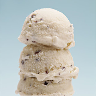 Fresh Mint Gelato with Cacao Nibs Recipe
