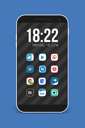 Squircle - Icon Pack 1.1.0 screenshot 611355