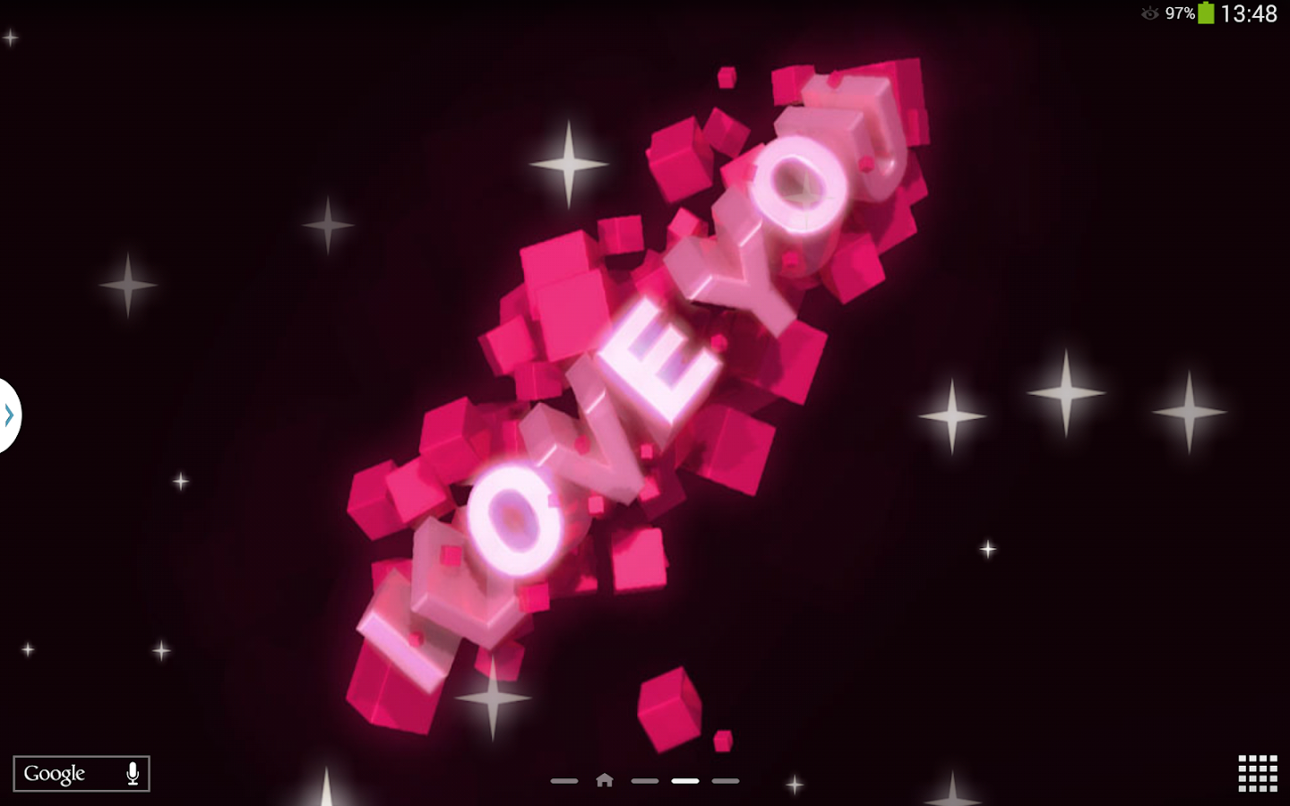I Love You Live Wallpaper - Android Apps on Google Play