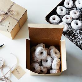Bakery Box, Ribbon & Tags