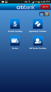 Citibank TH- screenshot thumbnail