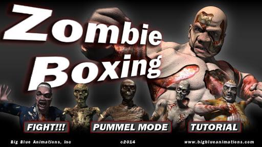 Zombie Boxing