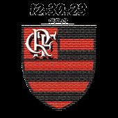 Flamengo Relógio Digital