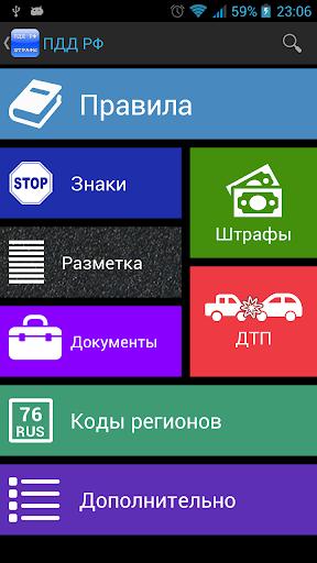 ПДД Штрафы 2015