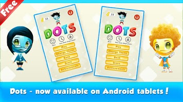 Screenshot of Dots - The Connecting Game