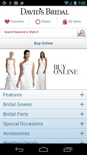 David's Bridal - screenshot thumbnail