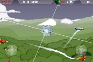 Screenshot of MiniSquadron Special Edition