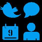 APW Themes: Blue(Dark) icon