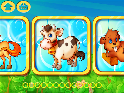 Kids Puzzle - Animals