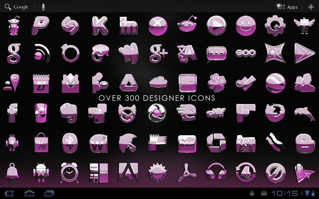 Google theme rose - Next Theme Dragon Rose Screenshot