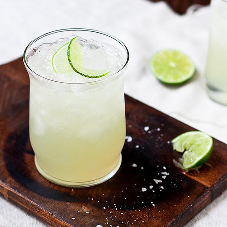 Kaffir Lime & Coconut Margarita