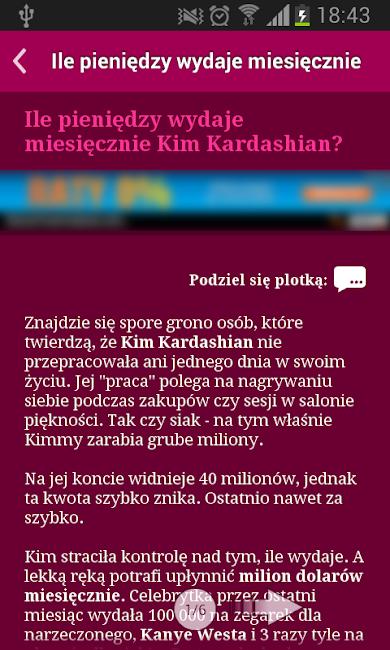 #2. Kozaczek.pl (Android)