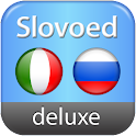 Italian<->Russian dictionary logo