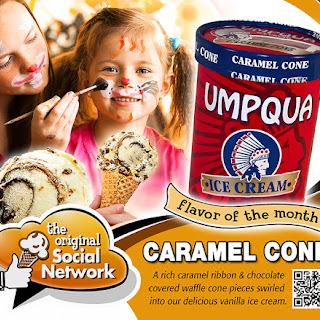 Caramel Apple Ice Cream Treats