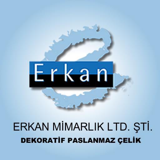 Paslanmaz Çelik Erkan Mimarlık 商業 App LOGO-硬是要APP