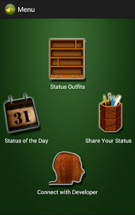 Whats Your Status- screenshot thumbnail