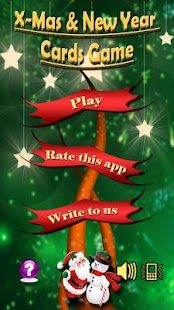 XMas and New Year Puzzle game - screenshot thumbnail