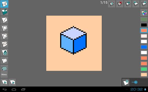 Nes Pixel Art DEMO
