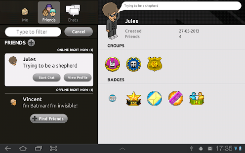 Pocket Habbo - screenshot thumbnail