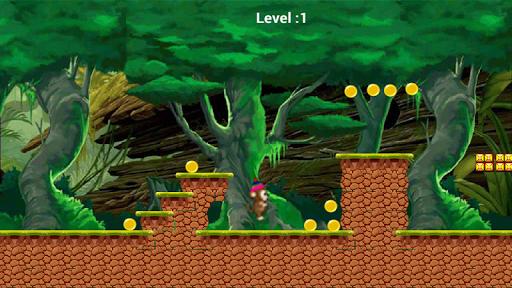 Jungle Monkey Saga Run