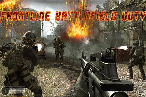 Frontline Battlefield Duty