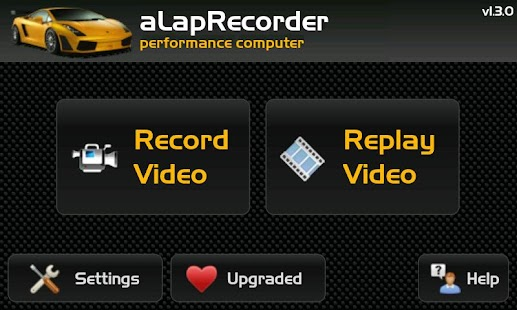 aLapRecorder- screenshot thumbnail