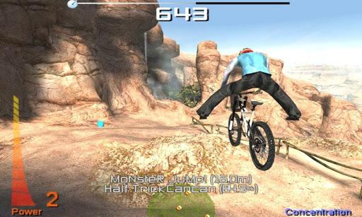Super Downhill Bike