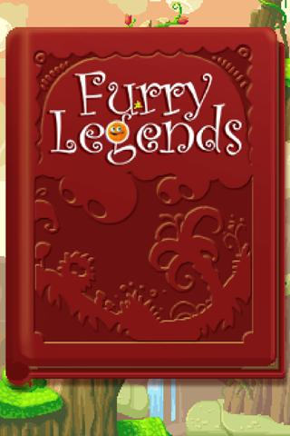 Furry Legends Lite - screenshot
