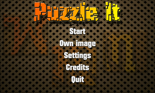 Puzzle It (Sliding Puzzle)- screenshot thumbnail