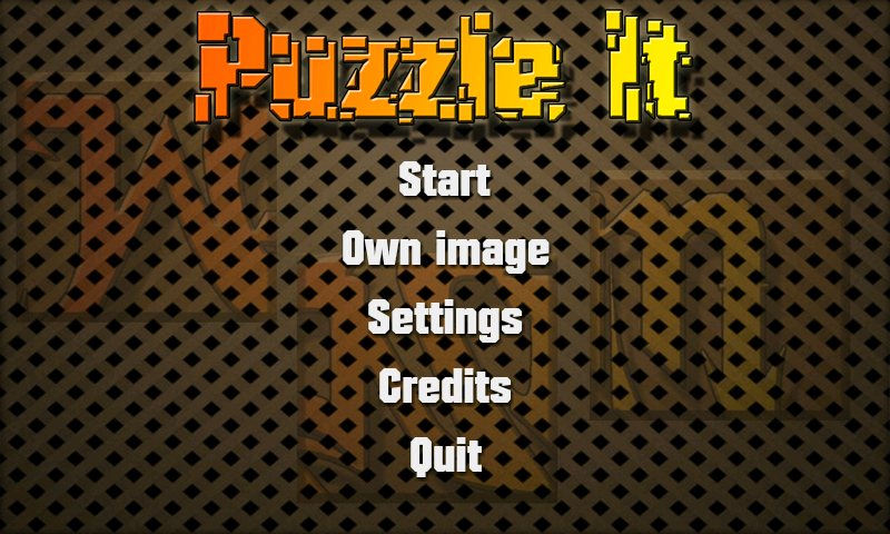 Puzzle It (Sliding Puzzle)- screenshot