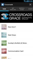 Screenshot of Crossroads Grace Manteca