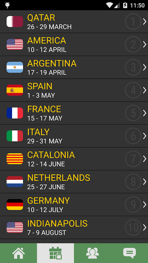 Team Moto Pro - screenshot