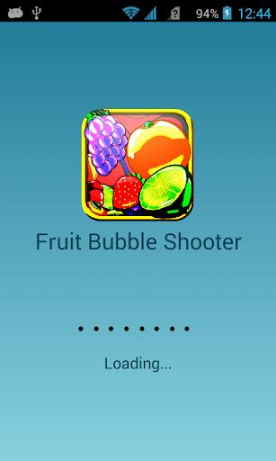 Fruit Bubble Shooter 2014
