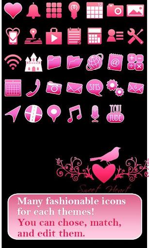 Pink Theme Romantic Fantasy 1.0 Windows u7528 4