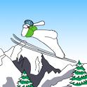 하이하우 스키점프 icon