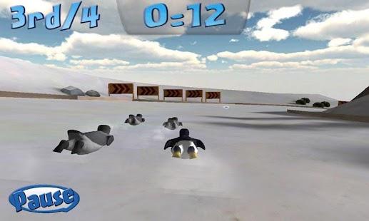 Penguin Snowcap Challenge Lite - screenshot thumbnail
