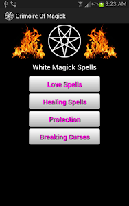 Grimoire Of Magick v1.0
