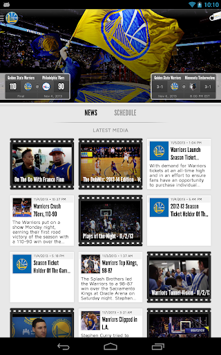 Golden State Warriors 2.4.2 screenshots 5