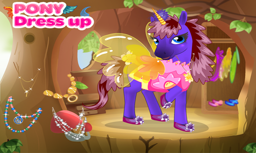 玩休閒App|Pony Dress Up 2:My Little Pony免費|APP試玩