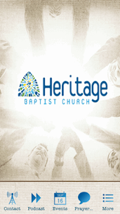 Heritage Baptist Church - screenshot thumbnail