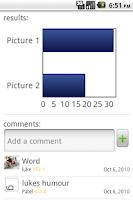 Screenshot of Groupick