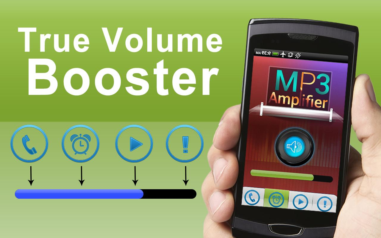 Phone Phone Volume Booster Android mp3 amplifier sound booster android apps on google play screenshot