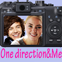 One Direction PhotoBooth logo